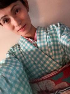 Kimono (Mint Green)